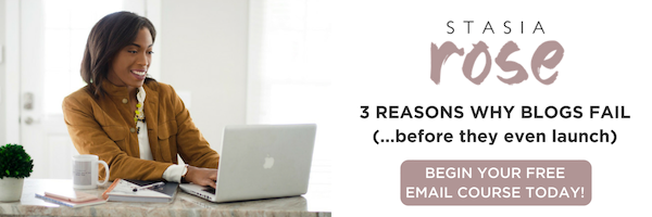 3 Reasons Why Blogs Fail