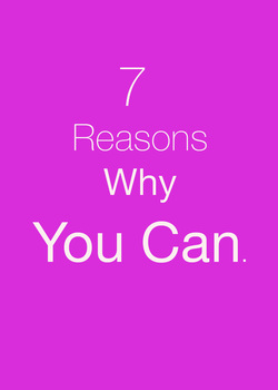 7 Reasons Why You Can